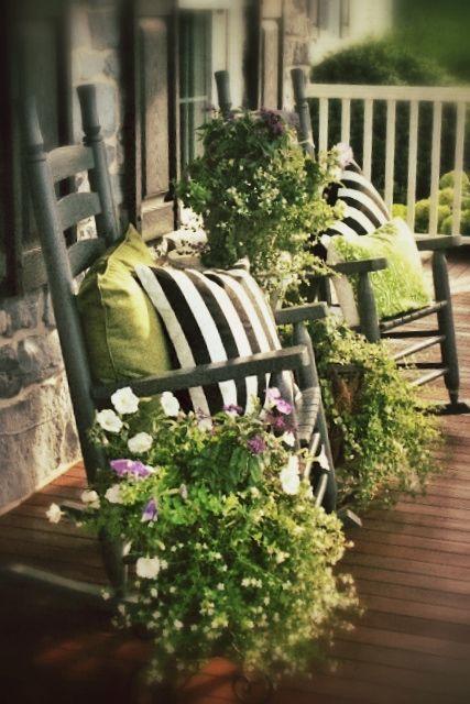 20 Inspiring Spring Porch Dcor Ideas  Shelterness