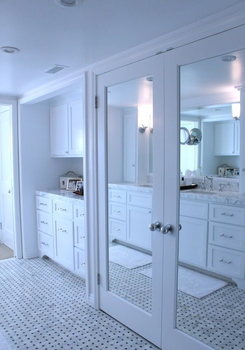 White Wood Wardrobe Closet