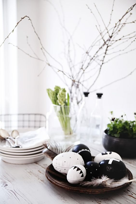 22 Modern Easter Dcor Ideas For Trendy Holiday Dcor