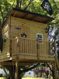 9 DIY Tree Houses With Free Plans To Excite Your Kids