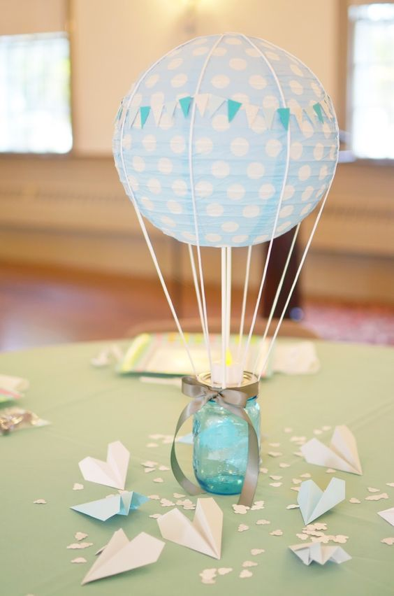 19 Paper Lantern Dcor Ideas For Baby Showers Shelterness