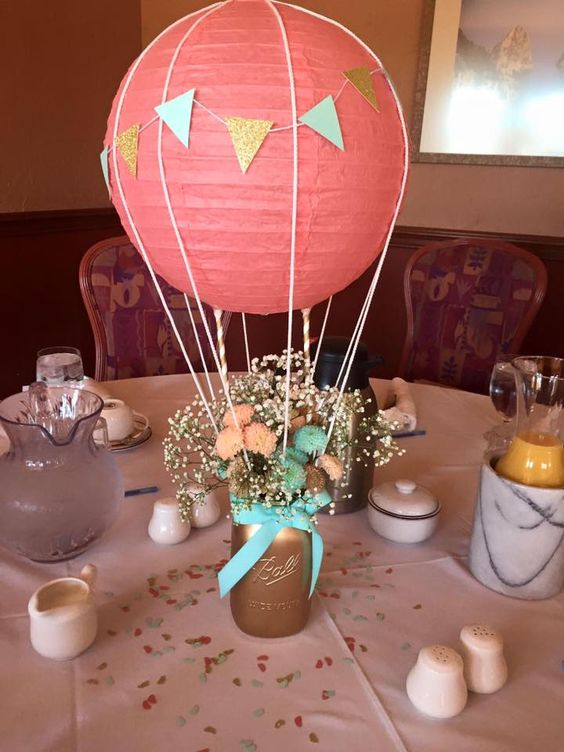 19 Paper Lantern Dcor Ideas For Baby Showers