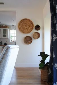 20 Wall Basket Ideas For Eye-Catchy Wall Dcor - Shelterness