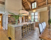 15 Charming French Country Kitchen Dcor Ideas - Shelterness