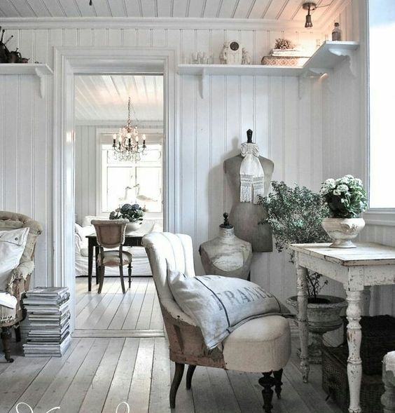 15 French Country Home Office D 233 Cor Ideas Shelterness