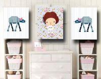 20 Cutest Girls Nursery Artwork Ideas - Shelterness