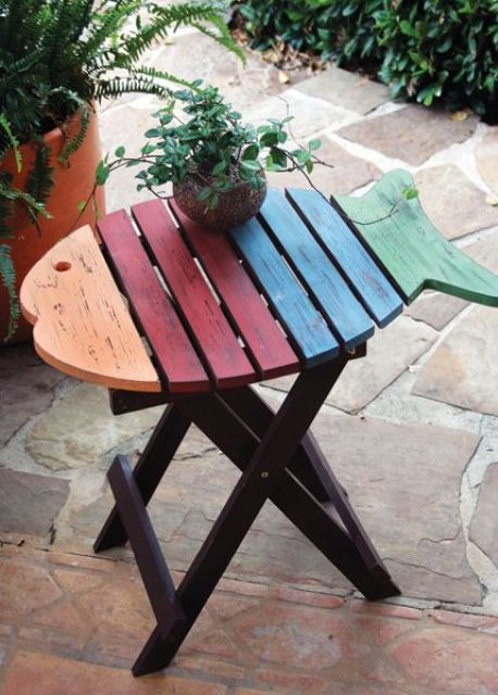 18 SpaceSaving Folding Furniture Ideas For Outdoors
