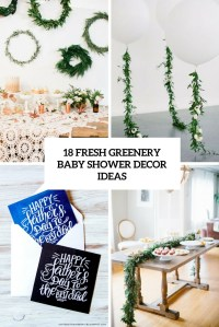 Decorating With Greenery Ideas | Decoratingspecial.com