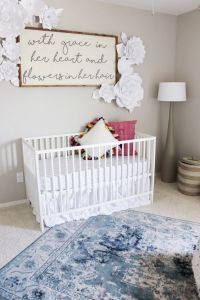 20 Cutest Girls Nursery Artwork Ideas - Shelterness