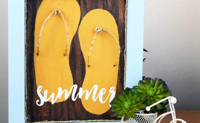 12 Diy Summer Wall Art Ideas To Embrace The Season