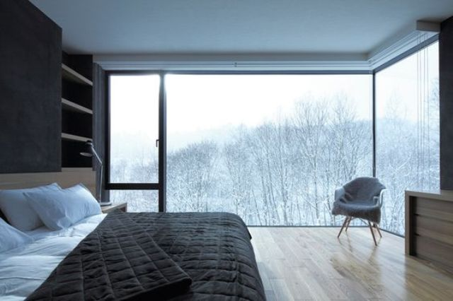 15 bedrooms with a view that will blow your mind - shelterness