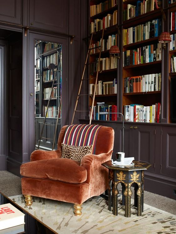 blue bean bag chair hanging craigslist 15 gorgeous velvet chairs for refined home decor - shelterness