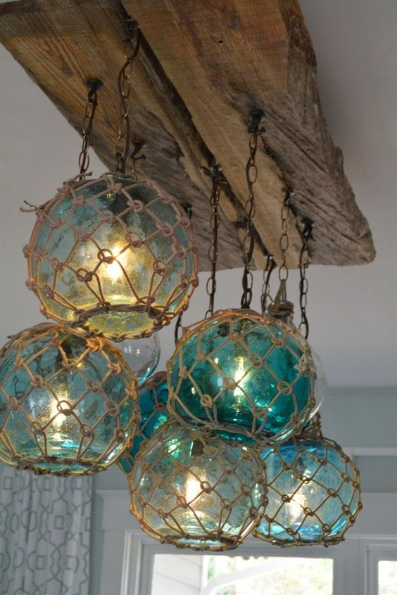 15 Cute Fishing Floats Home Dcor Ideas  Shelterness