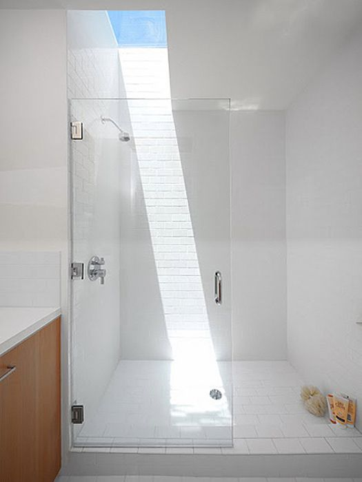 Enjoy Natural Light 15 Bathrooms With Skylights  Shelterness