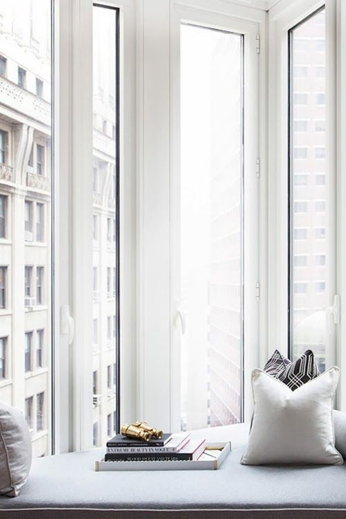 15 comfy windowsill daybeds and seats
