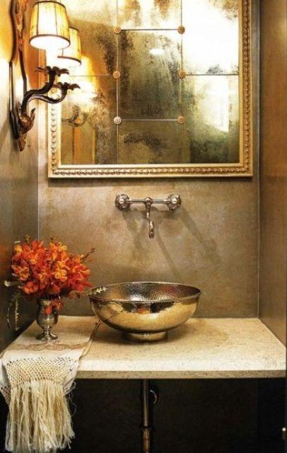 15 Coolest Bowl Sinks Of Metal And Porcelain  Shelterness