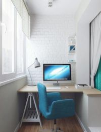 15 Awesome Balcony Home Offices That Inspire - Shelterness