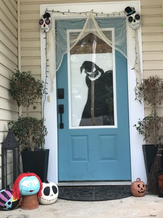 15 Nightmare Before Christmas Halloween Decor Ideas  Shelterness
