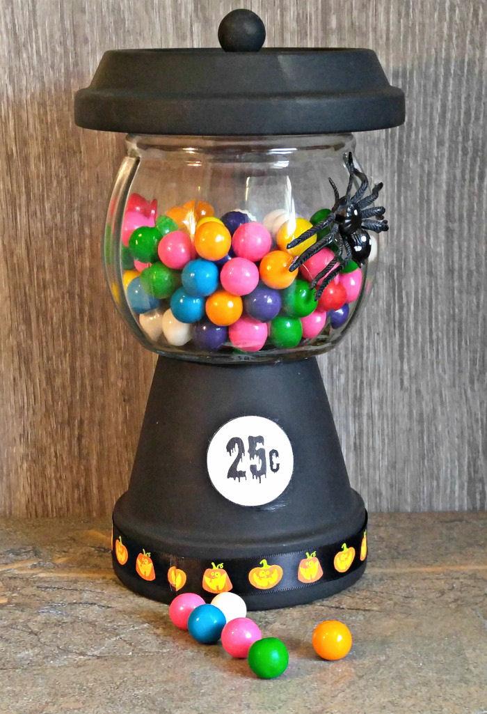 10 Cute DIY Dollar Store Halloween Decorations