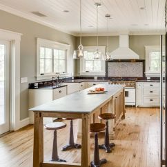 Kitchen Island Casters Cabinet Ideas For Small Kitchens 15 Cool Islands With Eating Zones - Shelterness