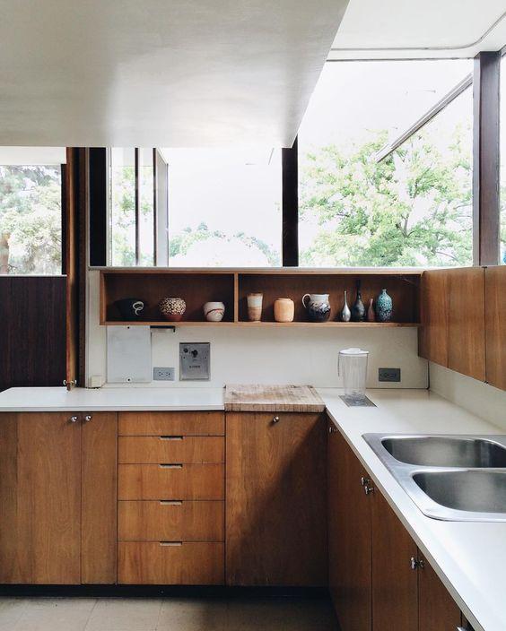 Rustic Wood Kitchen Countertops