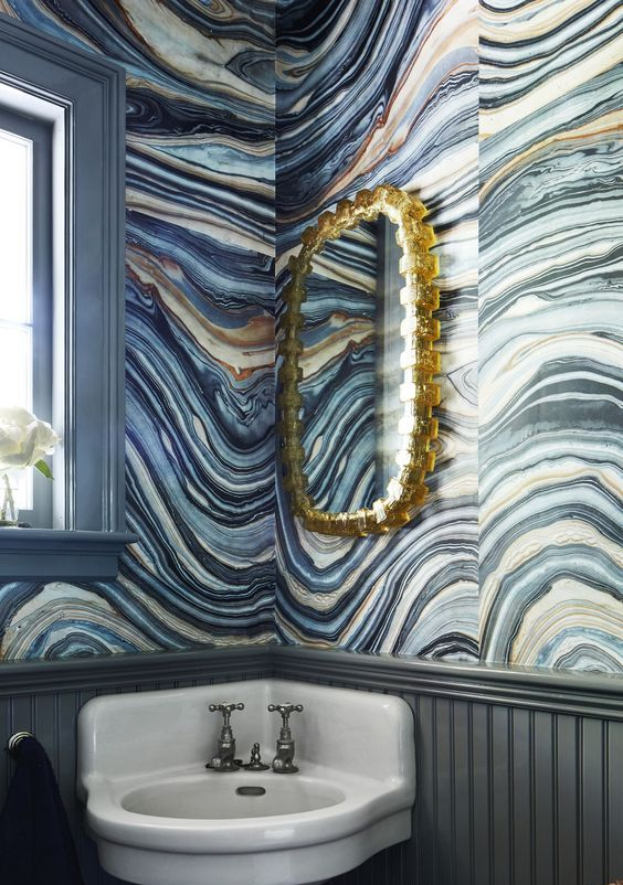 15 Agate And Geode Bathroom Decor Ideas  Shelterness