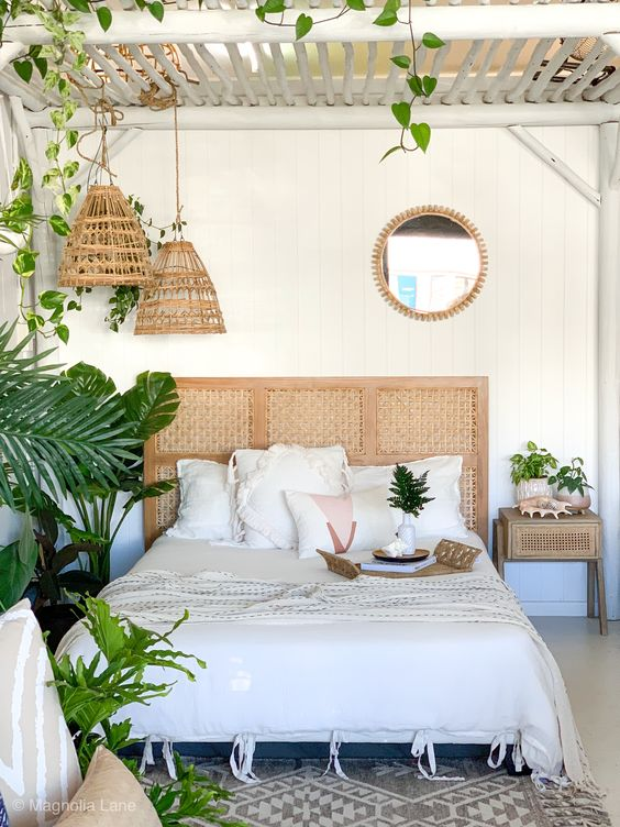 25 Tropical Bedrooms To Let Summer In Shelterness