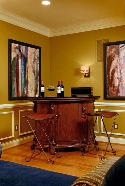 25 Truly Amazing Home Bar Designs  Shelterness
