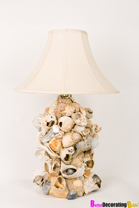 9 Awesome DIY BeachInspired Lamps  Shelterness