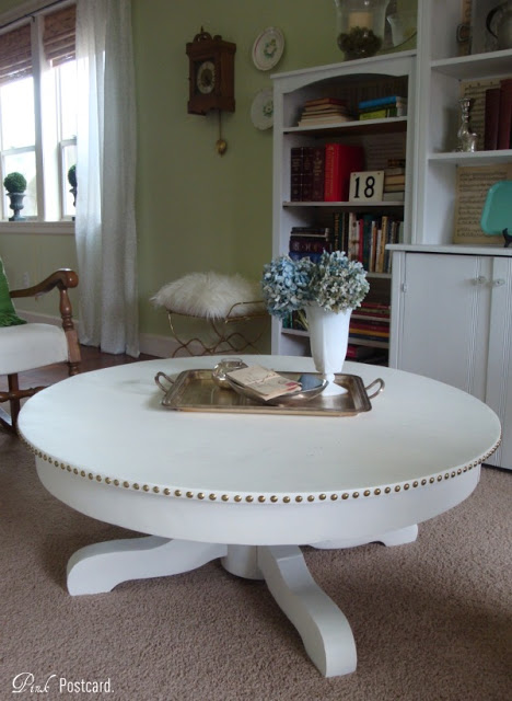 15 Awesome DIY Coffee Table Makeovers Shelterness