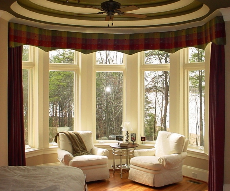Picture Of Bay Window Decorating Ideas