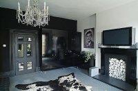 Picture Of Black Interior Design Ideas
