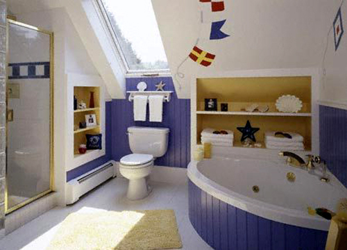 10 Little Boys Bathroom Design Ideas