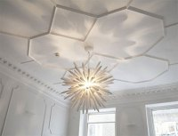 25 Cool Ceiling Molding And Trim Ideas - Shelterness