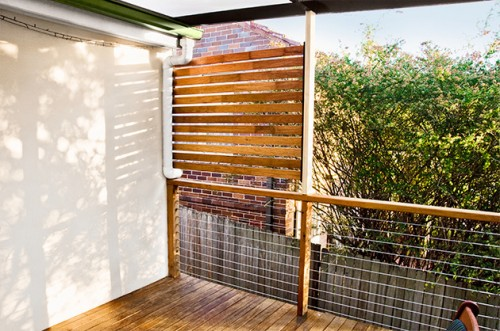 11 Cool And Easy DIY Deck And Patio Privacy Screens  Shelterness