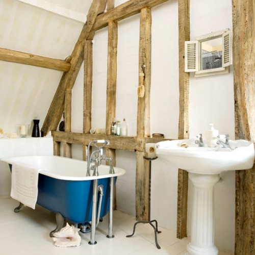 33 Cool Attic Bathroom Design Ideas  Shelterness