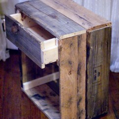 Making Your Own Sofa Table Used George Smith 12 Cool Diy Rustic Furniture Pieces - Shelterness