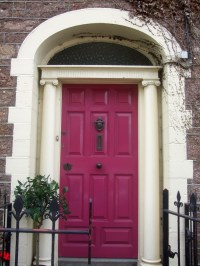 Picture Of Cool Entry Doors