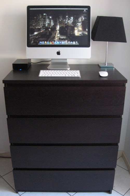 photos of small living room decorating ideas desk in 12 cool ikea sideboards and dressers hacks - shelterness