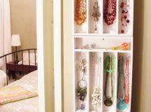 67 Cool Jewelry Storage Ideas - Shelterness