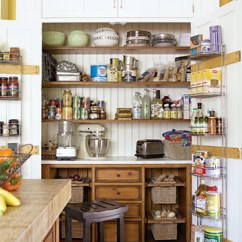 Kitchen Pantry Ideas White Sink 47 Cool Design Shelterness Amazing Cabinet That Looks Like It S Built In