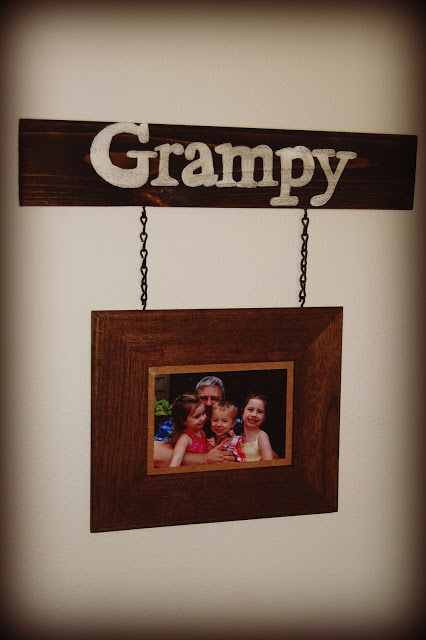 themed kitchen decor pantry cabinet freestanding 17 cool diy rustic photo frames - shelterness