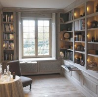 25 Cool Window Seats And Bookshelves Design Ideas