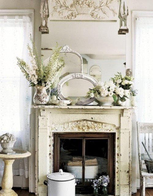 44 Cozy Winter Mantle Dcor Ideas Shelterness
