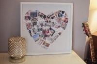 13 Creative DIY Photo Collages For Your Home Dcor ...