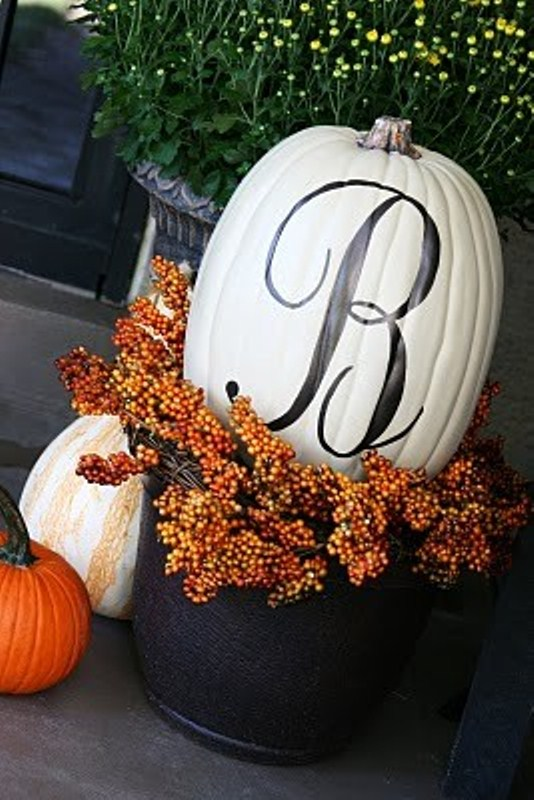 Monoram Pumpkin Is A Great Piece Of Decor For And Fall In General