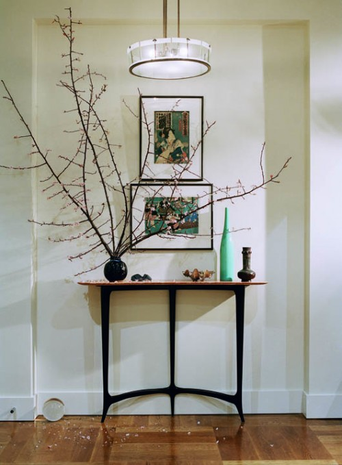 47 Console Table Decor Ideas  Shelterness