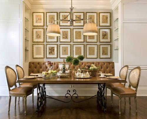 20 Dining Area Decorating Ideas