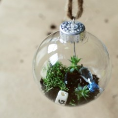 Small Living Room Paint Ideas Budget Furniture 9 Diy Christmas Terrariums With Plants And Not Only ...