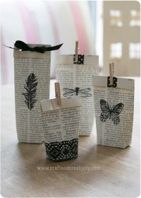 19 DIY Crafts From Old Books For Your Home - Shelterness
